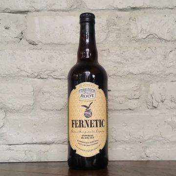 Fernetic - Forbidden Root in collaboration with the legendary Fernet-Branca family