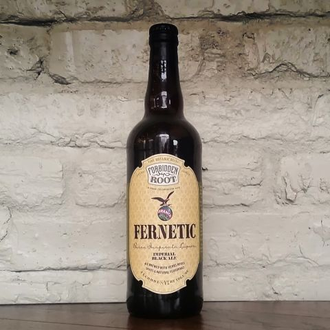 Fernetic - In collaboration with the legendary Fernet-Branca family