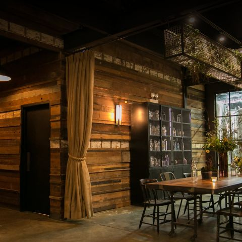 Private and semi-private event packages at Forbidden Root