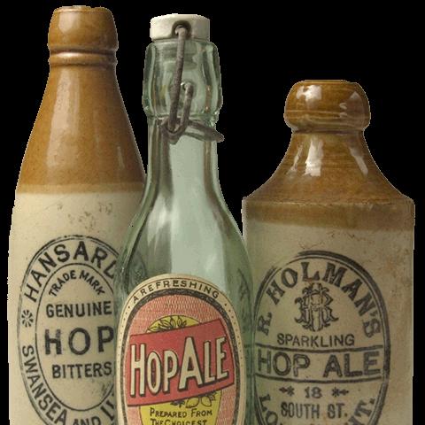 Hop Ales History